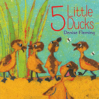 5 Little Ducks cover