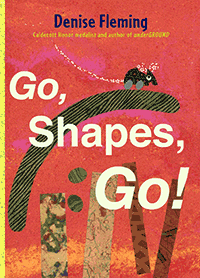 Go, Shapes, Go! cover