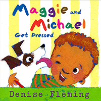 Maggie and Michael cover