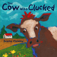 The Cow Who Clucked cover