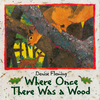 Where Once There Was a Wood cover